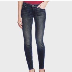 Blue Asphalt Blue Skinny Jeans 5 Pocket Straight